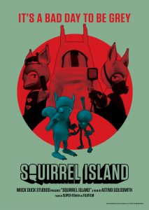Squirrel Island Poster